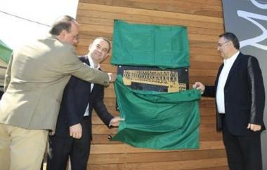 Colombo prestigia comemorações dos 100 anos de Mafra