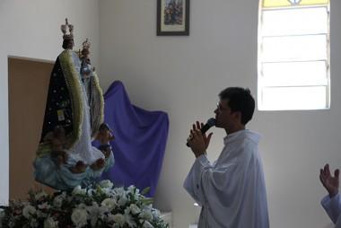 Nossa Senhora Mãe dos Homens visita Coloninha