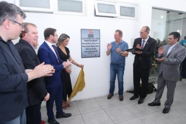 Governo inaugura o Complexo da Segurança Pública de Tubarão