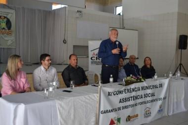 Conferência municipal reúne mais de 150 pessoas
