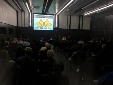 Conselheiros deliberativos se reúnem na Acic