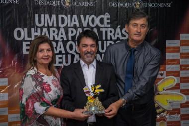 Sócio da Construtora Baldissera comenta sobre Destaque Içarense 2018