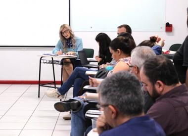 Reitoria apresentou os resultados da Unesc em reunião do Consu