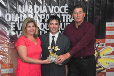 Construtora Baldissera comenta sobre Destaque Içarense 2016