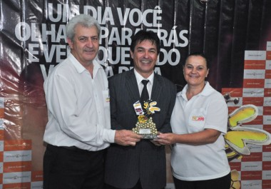 Claudio Blissari comenta sobre o Destaque Içarense 2016