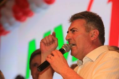Maior convenção partidária de SC confirma Mauro Mariani