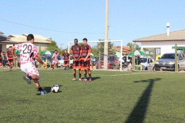 Últimas vagas para a Copa Via Sports de Fut7