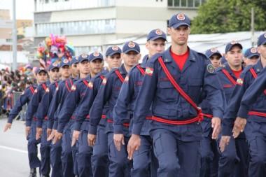 Inscrições para concurso no Corpo de Bombeiros até quinta