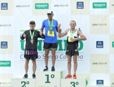 Corrida Unimed reúne aproximadamente 500 atletas