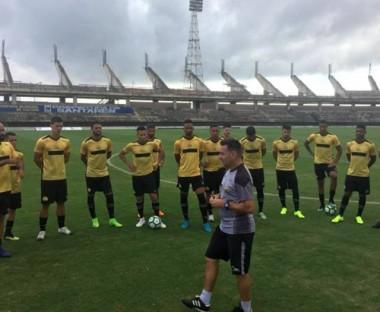 Criciúma estreia na Copa do Brasil