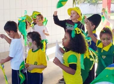 Copa do Mundo: escolas estaduais se preparam para acompanhar os jogos