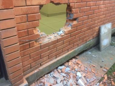 Criminosos tentam invadir Banco do Brasil em Jaguaruna