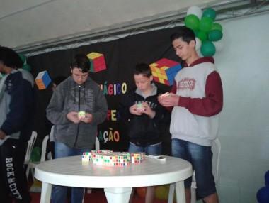 Cocal do Sul sediará Campeonato Regional de Cubo Mágico