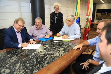 Ligação entre Siderópolis e Nova Veneza, por São Martinho, será pavimentada