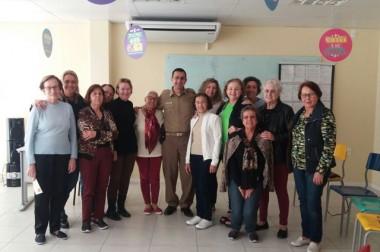 Sargento do 19º BPM ministra palestra no SESC Araranguá