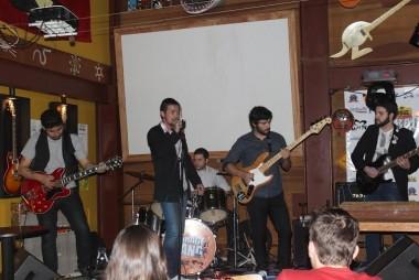 Banda Johnny Pancho é a mais nova classificada no Didge Garage Band
