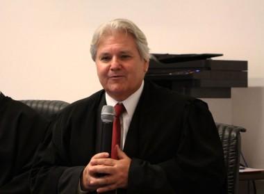 Jorge Antonio Maurique toma posse como juiz substituto do TRE-SC