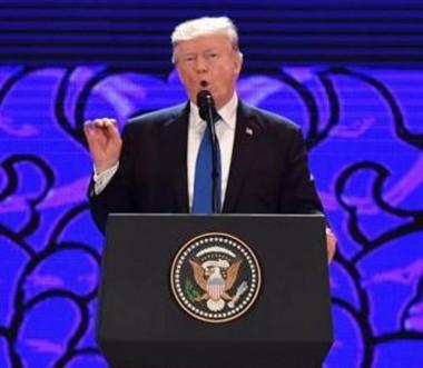 Xi e Trump externam, no Vietnã, opiniões contrárias sobre globalização