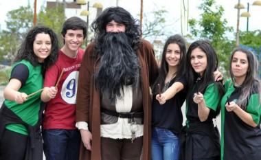 Içara receberá competições inspiradas em Harry Potter