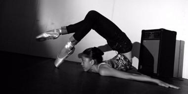 Bailarinas da FMCE protagonizam ensaio fotográfico