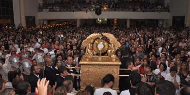 """""""Cerco de Jericó será pela fé, oração, adoração e a comunhão"""" enaltece pároco"""