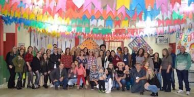 Escola Antônio Colonetti prepara festa julina no bairro Jaqueline