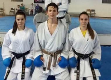 Trio de Içara disputará Pan-americano de Caratê na Argentina
