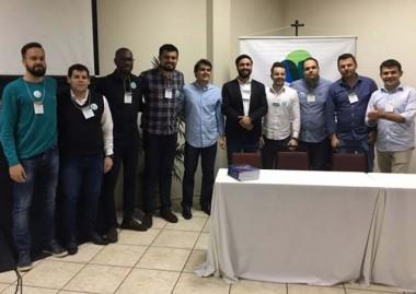 Giovani Filipe assume vice-presidência da juventude democrata