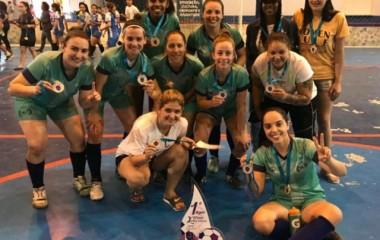 Sky Boards conquista a II Taça Imarui de Futsal Feminino