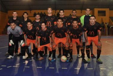 Açougueiros aplica segunda goleada no Futsal Interfirmas
