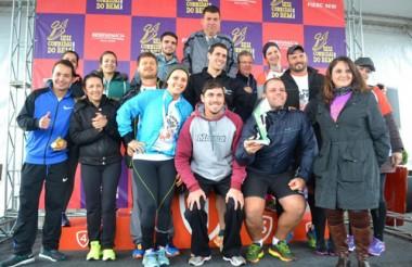 Corrida do Bem realizada em Criciúma premia Içara Runners