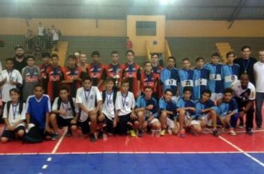 Escola Maria da Glória vence futsal masculino dos Joesi