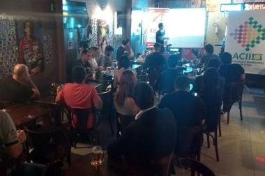 Desafios do empreendedorismo são apresentados em Happy Hour