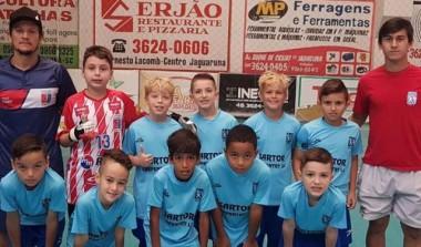 Içara terá participação no Circuito Sul-Brasileiro de Futsal