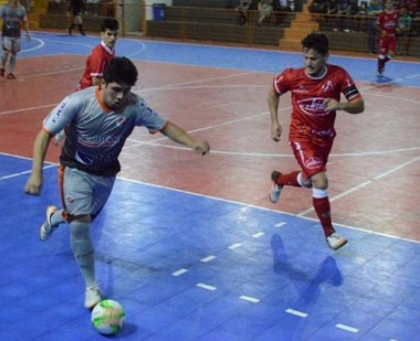 Futsal Interfirmas: Paletiza assume liderança no Grupo B