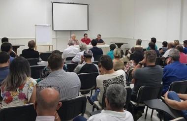 Manoel Dias anuncia pré-candidatura a deputado federal