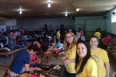 Bairro Jaqueline recebe bazar beneficente neste sábado