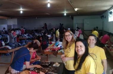 Bairro Jaqueline recebe novo bazar beneficente neste sábado