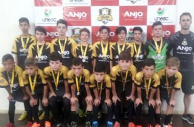 PV conquista duas medalhas no Festival Anjos do Futsal