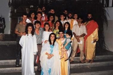 Grupo de Jovens Libertação fortalece amizades em Festa de São João