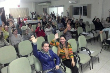 Servidores de Içara rejeitam proposta de segregação