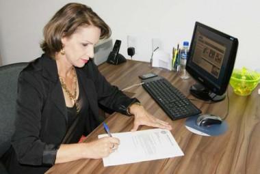 Silvia Mendes assume liderança da bancada progressista