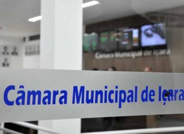 Escolaridade aumenta na Câmara Municipal de Içara