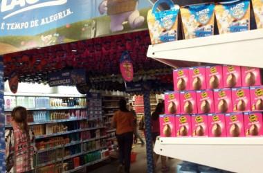 Páscoa terá menos venda de ovos e mais de chocolate