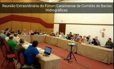 Presidente do Comitê Urussanga é moderador em evento nacional