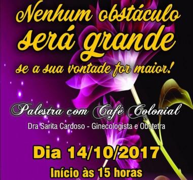 Sindicato promove 4º Seminário para Mulheres com palestra e café colonial