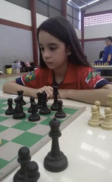 Içarense participa do Brasileiro sub 12 de xadrez