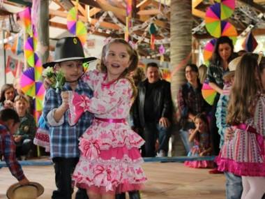 Festa Julina da Escola Barriga Verde é neste sábado