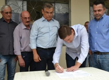 Convênio para construção da segunda ponte é assinado