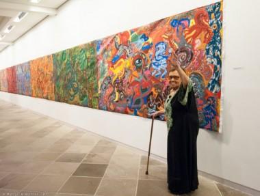 Morre a artista plástica Eli Heil de Santa Catarina